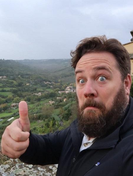 Matt Pilgrimage to Italy Select International Tours
